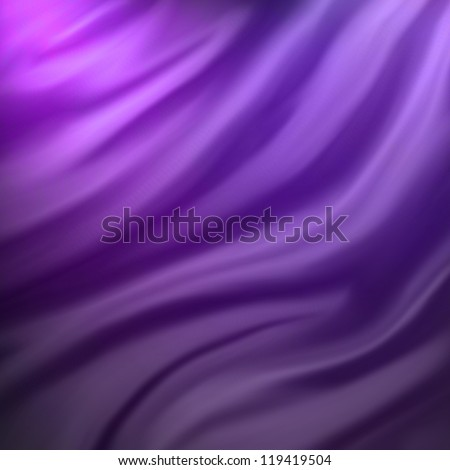 abstract pink and purple cloth background or water liquid illustration with wavy flowing folds and dark creases in the smooth satiny looking material design with curves and shine textured surface - stock photo