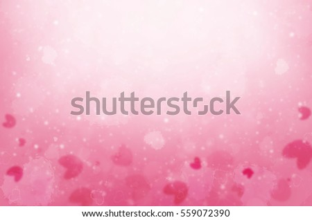 abstract pink background, Valentine's day
