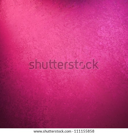 abstract pink background with black vintage grunge background texture design of distressed dark gradient on border frame with pink spotlight, paper for brochure or website template background layout