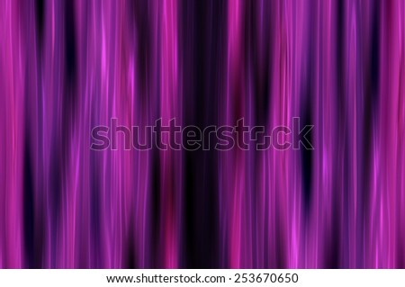 abstract pink background with vertical fractal lines - stock photo