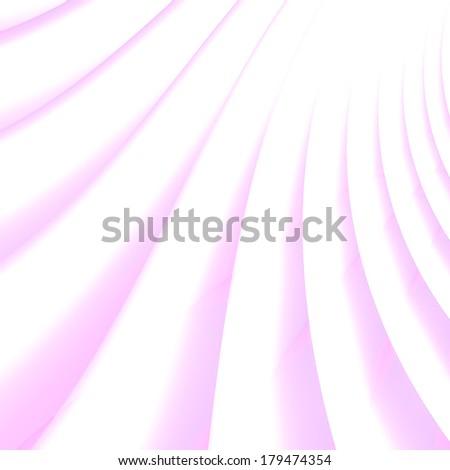abstract purple curtain - stock photo