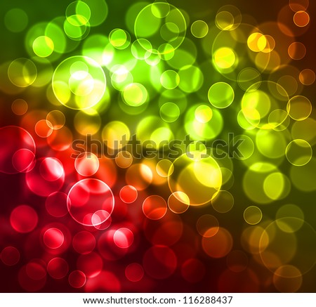 abstract red and green texture christmas background