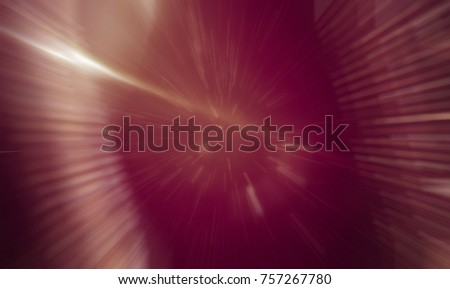 abstract red background. fractal explosion star with gloss and lines. illustration beautiful.