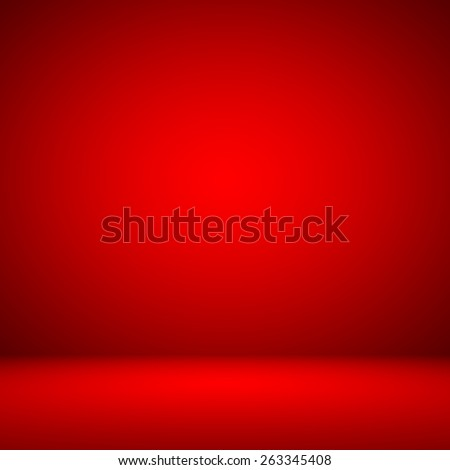 abstract red background layout design, web template with smooth gradient color - stock photo