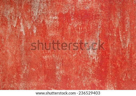 abstract red background or vintage grunge background texture