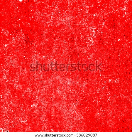 Abstract red background paper texture . Painting the wall