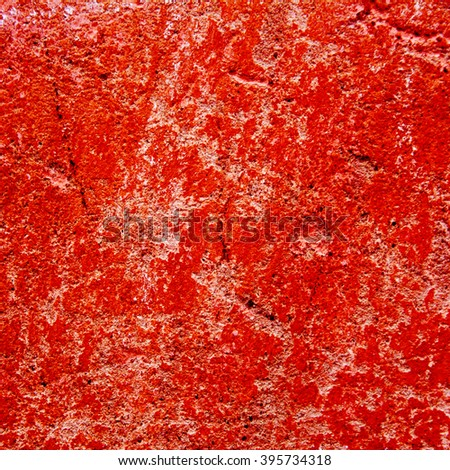 abstract red background texture concrete wall