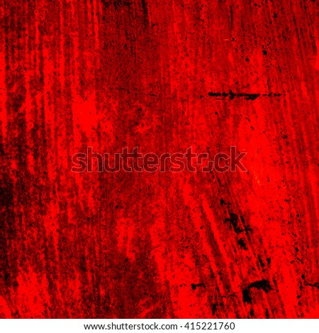 abstract red background texture of old rusty wall - stock photo