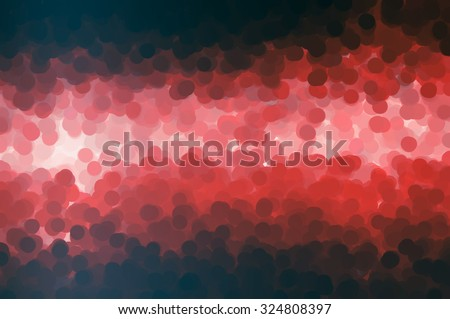 Abstract red watercolor background. Illustration background with spots.