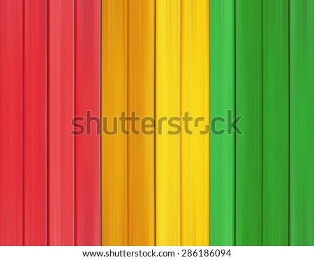 Abstract reggae color for background - stock photo