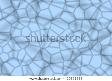 Abstract repeating endless seamless texture of web