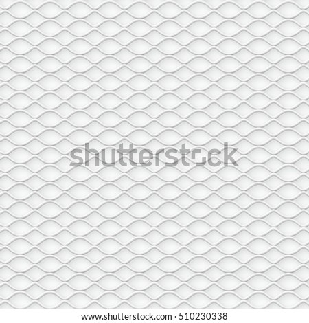 Abstract Rhythm and Wave Pattern line repeat, 3d illustration and Rendering textured background.