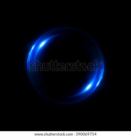 Abstract ring background with luminous swirling backdrop.  Glowing spiral. The energy flow tunnel.  shine round frame with light circles  light effect. glowing cover. Space for your message.