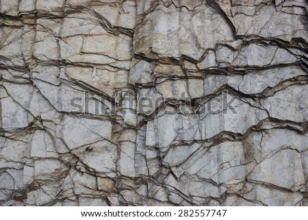Abstract Rocks Background