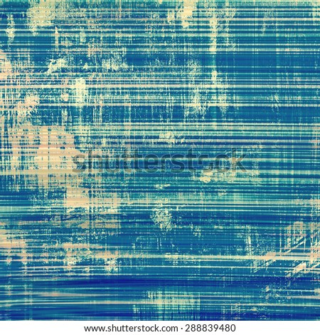 Abstract rough grunge background, colorful texture. With different color patterns: gray; green; cyan; blue - stock photo