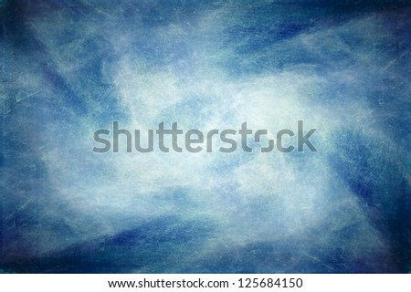 Abstract scratchy grunge sky - stock photo