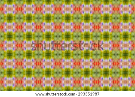 Abstract seamless colorful background
