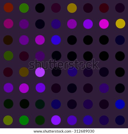Abstract seamless geometric violet pattern. Repeating geometric shapes