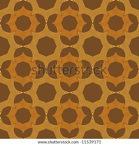 Abstract seamless  pattern - graphic image from  vector illustration
