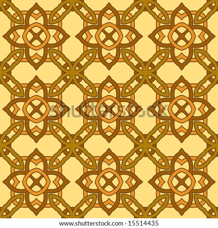 Abstract seamless  pattern - graphic image ( vector in portfolio)