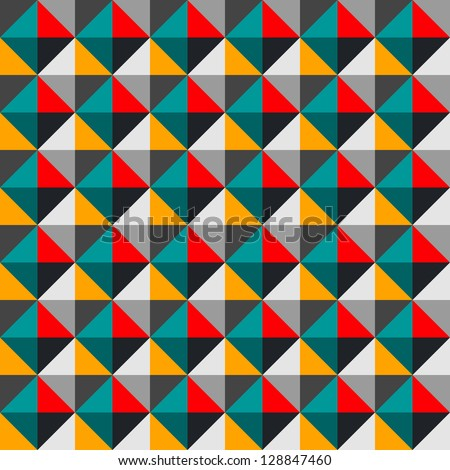 abstract seamless triangles, rasterized vector. You can find also vector file in my portfolio.