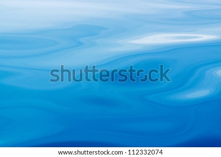 Abstract Seawater - stock photo