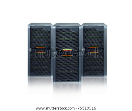 abstract servers
