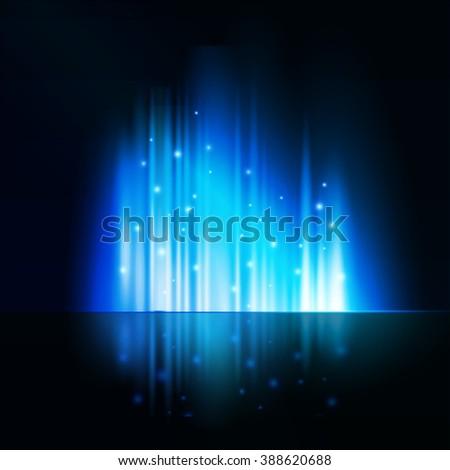 Abstract shiny background - stock photo