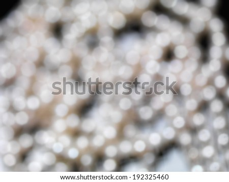 Abstract shiny blurry glimmer background texture - stock photo