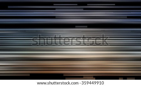 abstract silver background. horizontal lines and strips