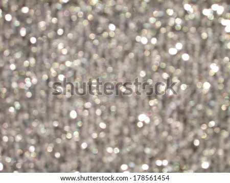 abstract silver background with texture - stock photo