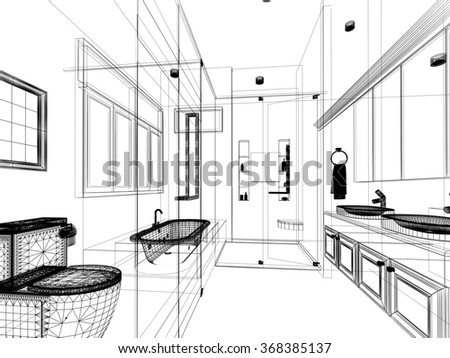 Furniture Sketch Stock Photos Royalty Free Images Vectors Shutterstock
