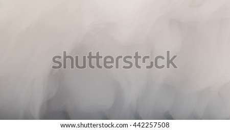 Abstract smoke and fog background - stock photo