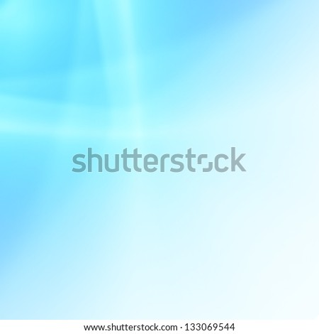 abstract  soft blue background (ideal for business & technology concept works) also you can use as presentation background - stock photo