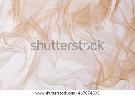 Abstract soft chiffon fabric texture background