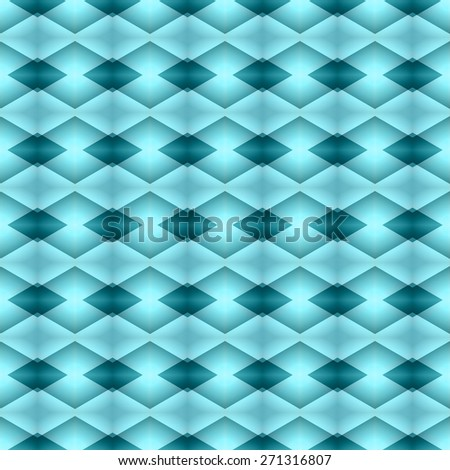 abstract soft light blue geometric pattern background