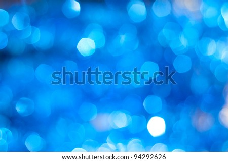 Abstract sparkles background - stock photo
