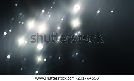 abstract sparkling background - stock photo