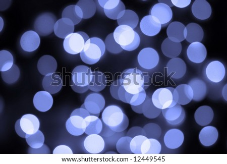 Abstract spot light background