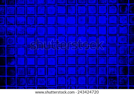 Abstract square geometric background