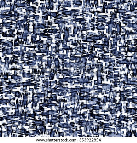 Abstract stains. Seamless pattern. - stock photo