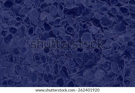 Abstract stones wall texture background - stock photo