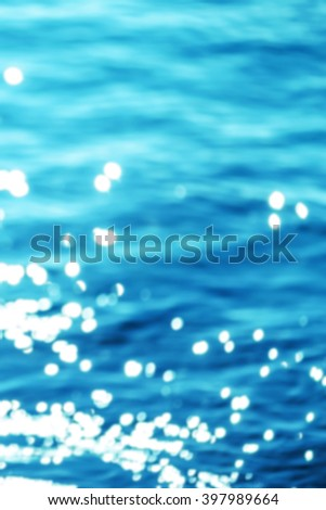 Abstract Summer Background / Summer Poster / Summer Wallpaper 