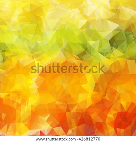 Abstract summer bright colorful background - stock photo