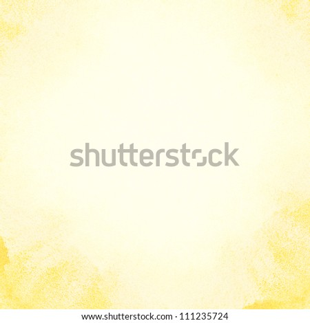 Abstract sun watercolor background. - stock photo