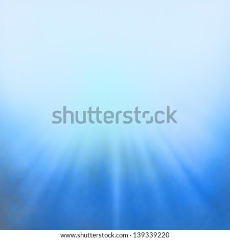 abstract sunshine background sunburst ray design sky blue striped background pattern retro design, web template background energy explosion concept light steak background sunrise image room for text - stock photo