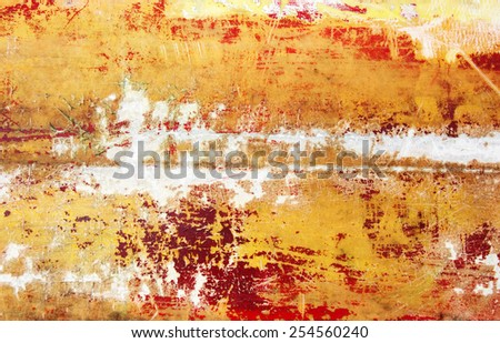 Abstract surf board background - stock photo