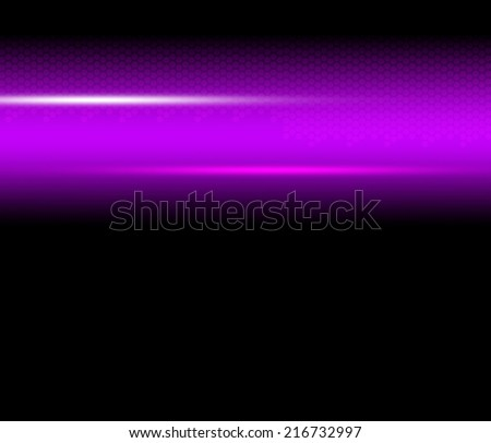 Abstract  technology on violet background
