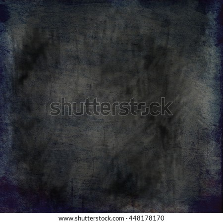 abstract texture background old brown paper toned photo - stock photo