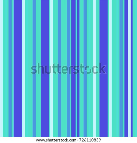 Abstract Texture, Color Combination. Stripes In Green, Blue, Turquoise And  Gray Colors